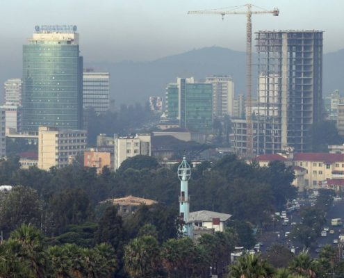 Ethiopia Restoring Power ?