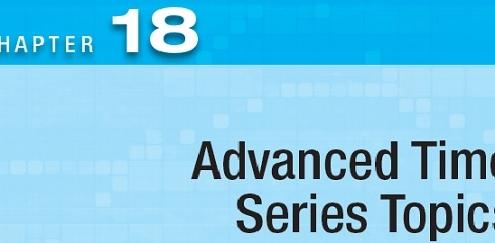 Advanced Time Series Topics